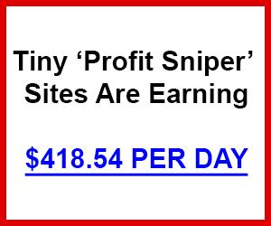 Profit Sniper Banner